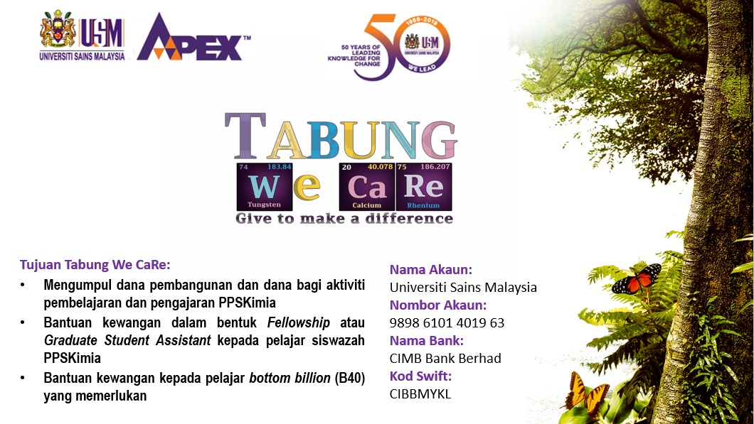 Tabung wecare new